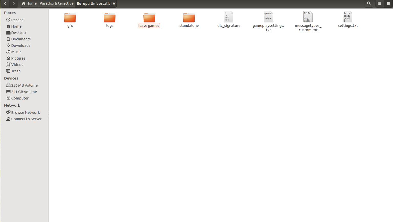 Ubuntu linux mod directory? | Paradox Interactive Forums