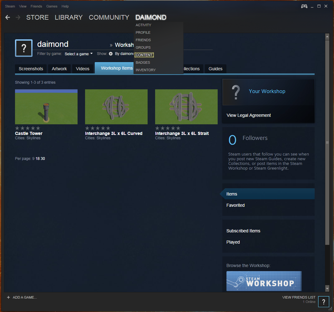 Fix] Can't upload to steam Workshop | Paradox Interactive Forums