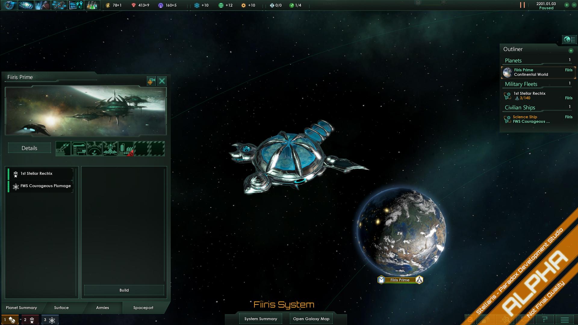 Stellaris Science Build