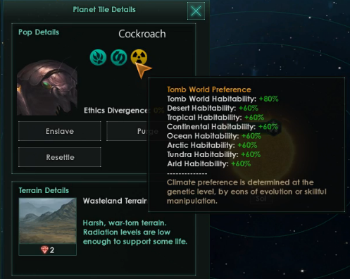 Post-Apocalyptic Cockroaches! | Paradox Interactive Forums