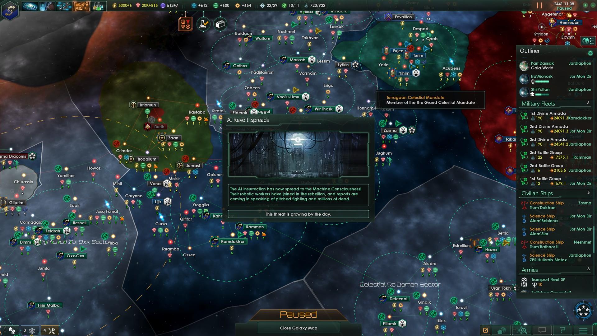 The Obligatory Stellaris Strange Screenshot Thread | Page 9