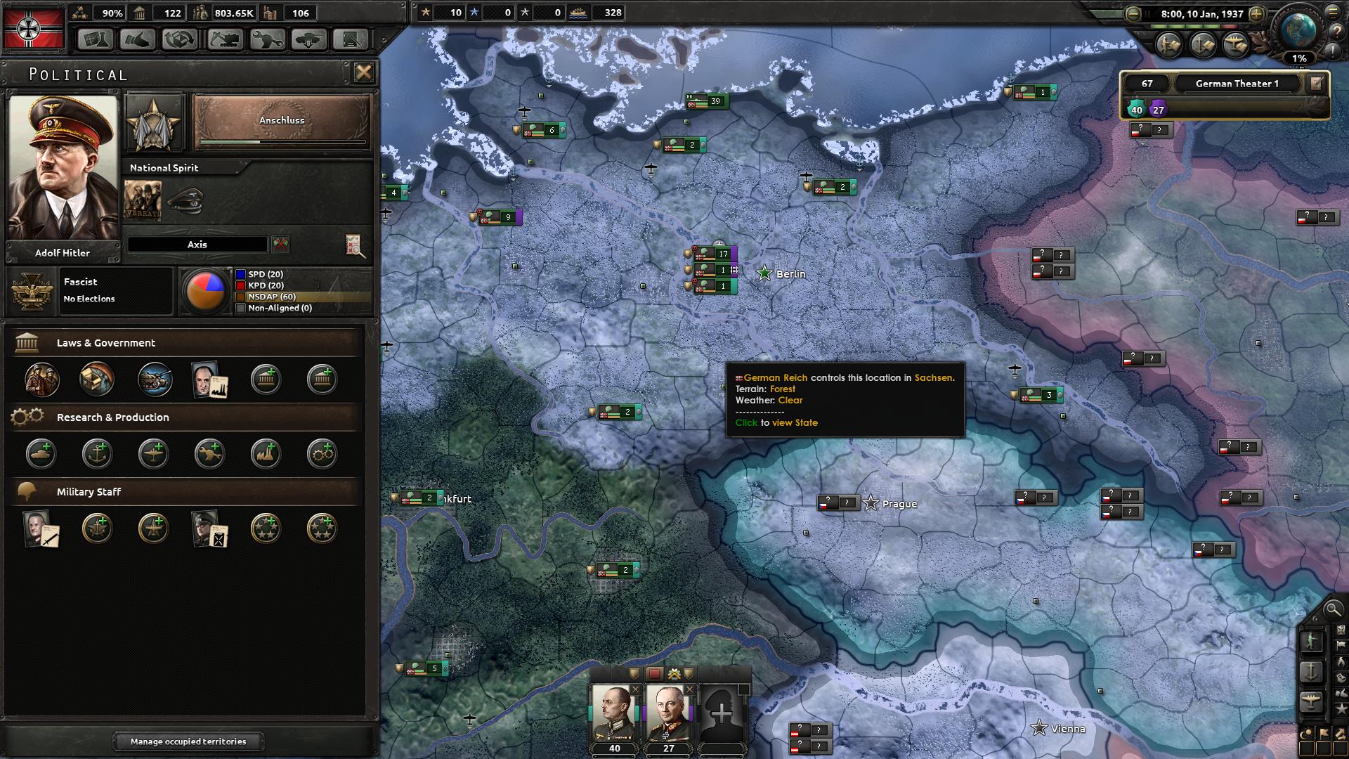 Super Germany Build Up!   Paradox Interactive Forums