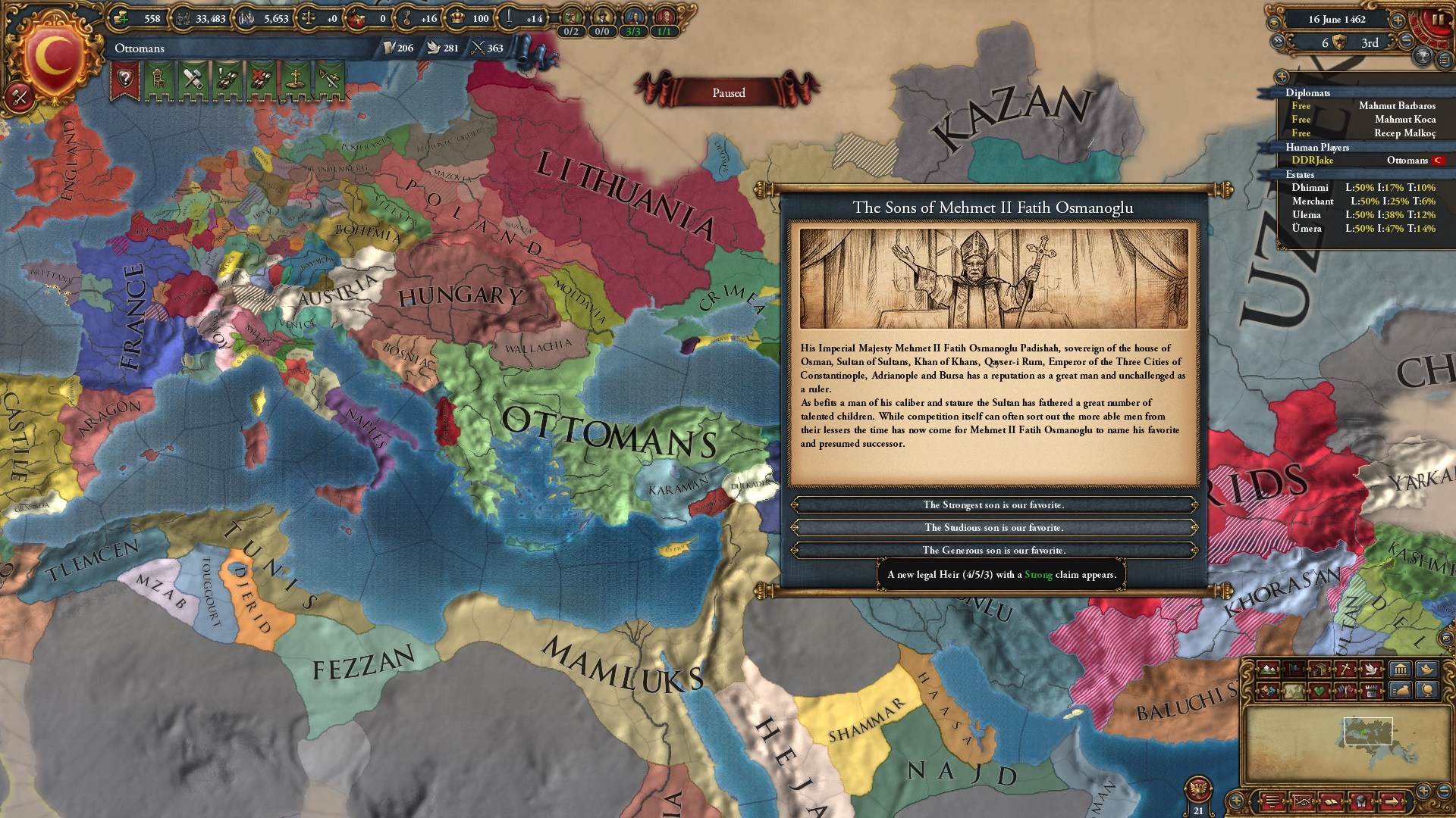 eu4 development diary 23rd of june 2016 paradox interactive forums
