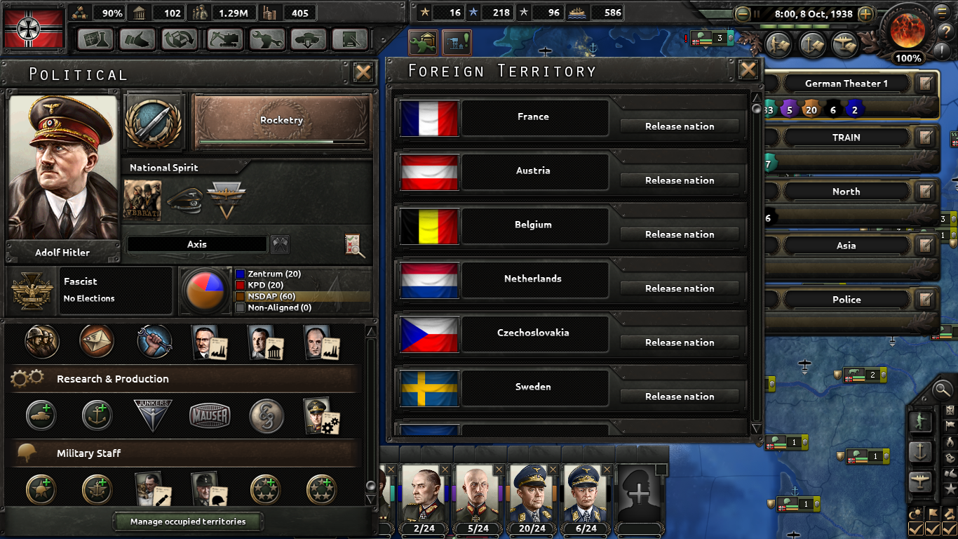 need help with occupation policy | Paradox Interactive Forums