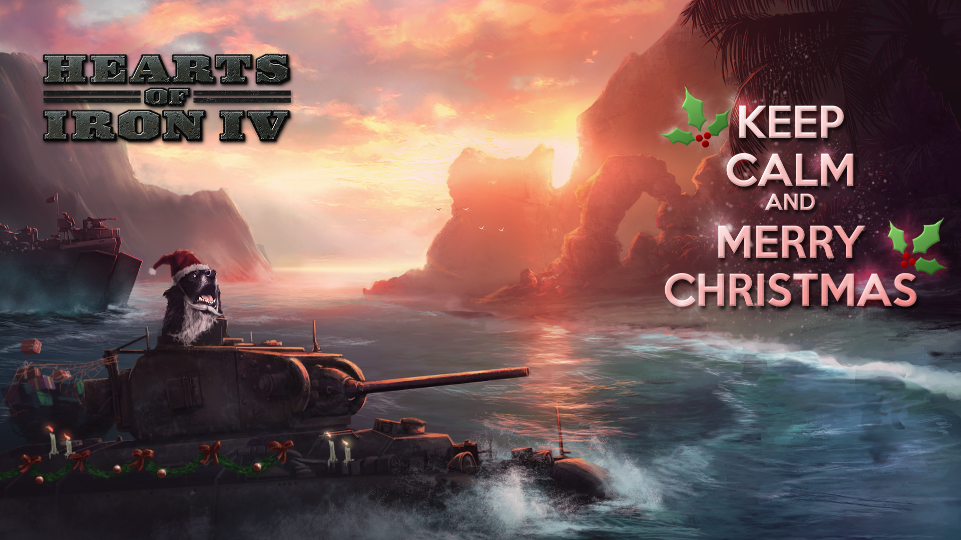 A Holiday Wallpaper For You All Paradox Interactive Forums