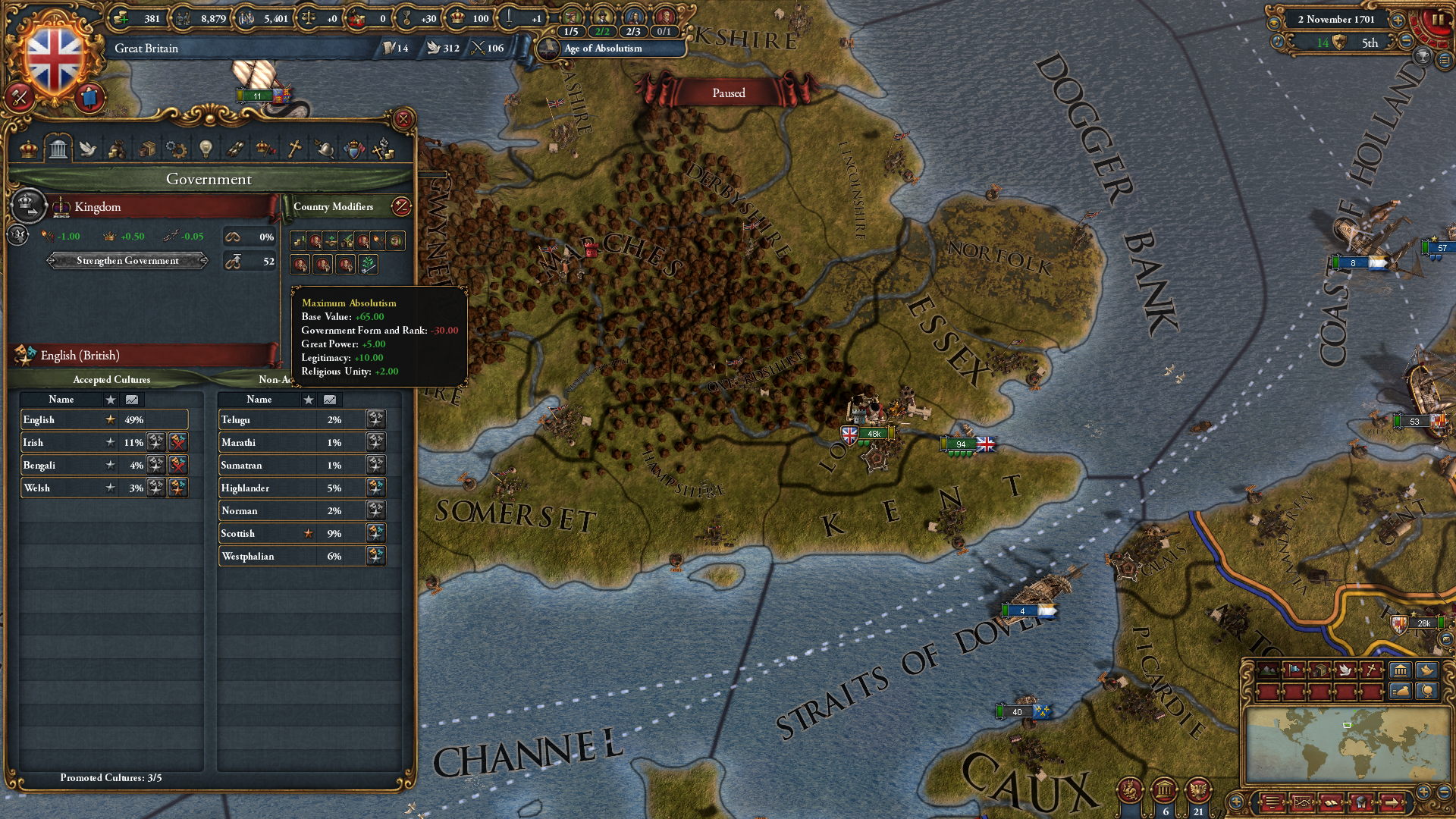 age of absolutism europa universalis iv