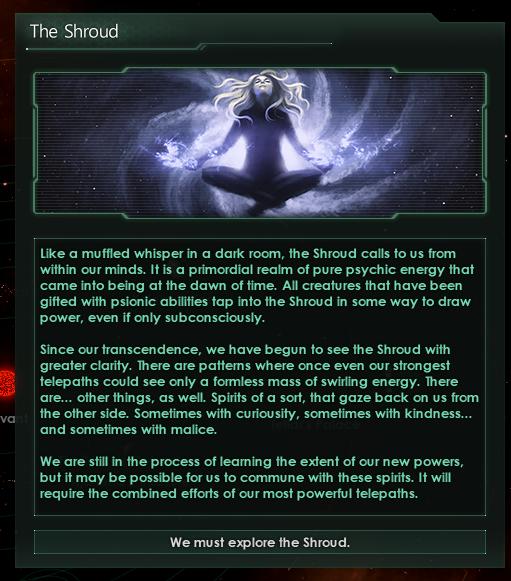 Stellaris Dev Diary 60 Psionics And The Shroud