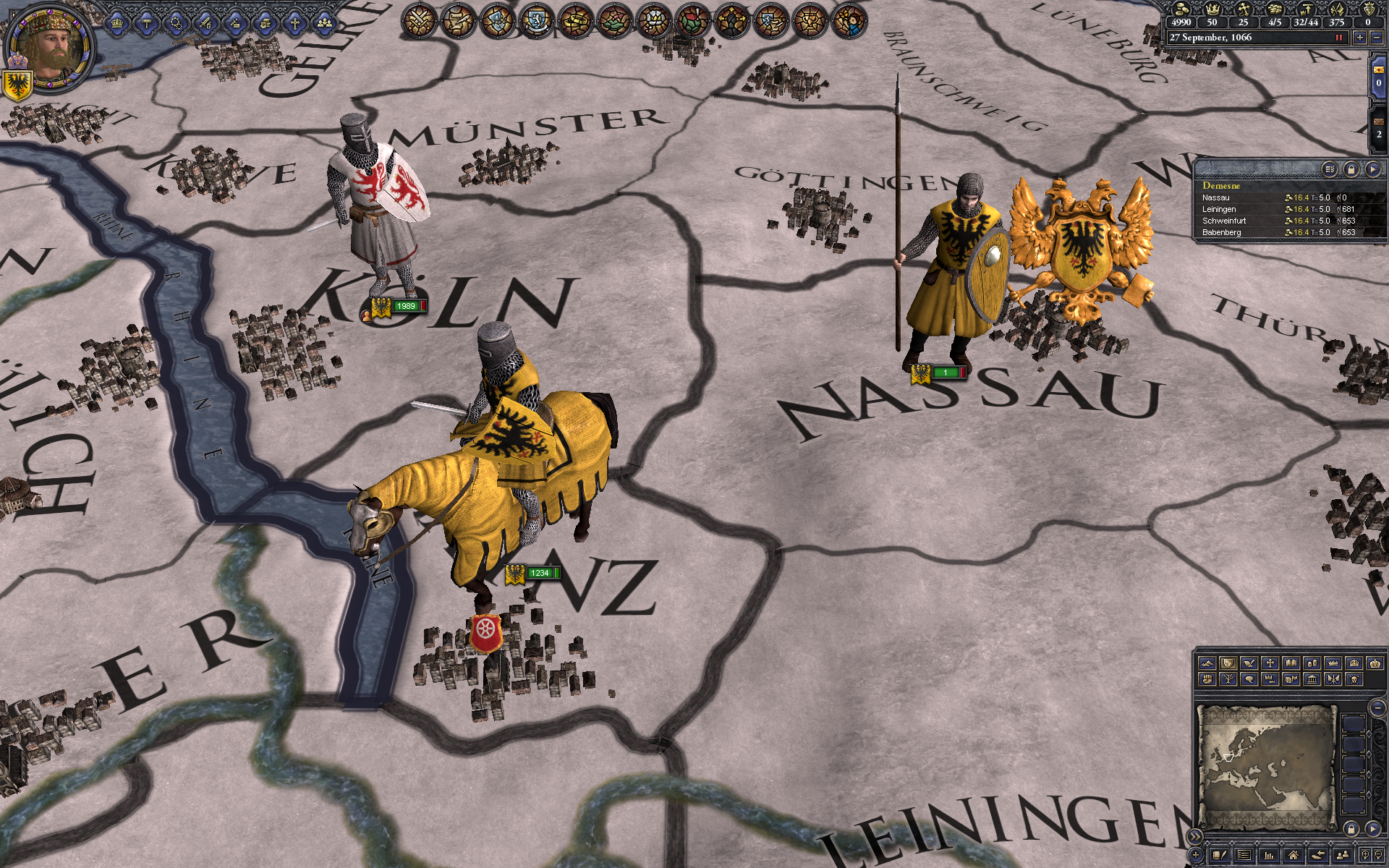 CK2 Dev Diary #43: An Expansion Should Not Travel Alone