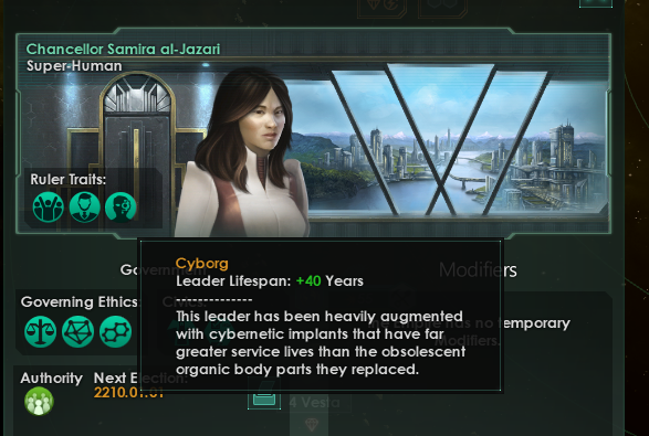Synthetic and Biological Ascension - Stellaris