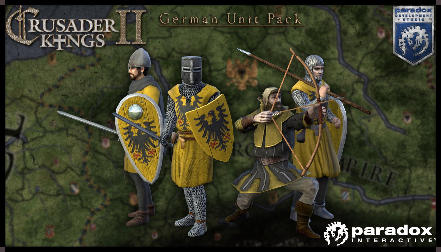 Crusader Kings 2 is released.
