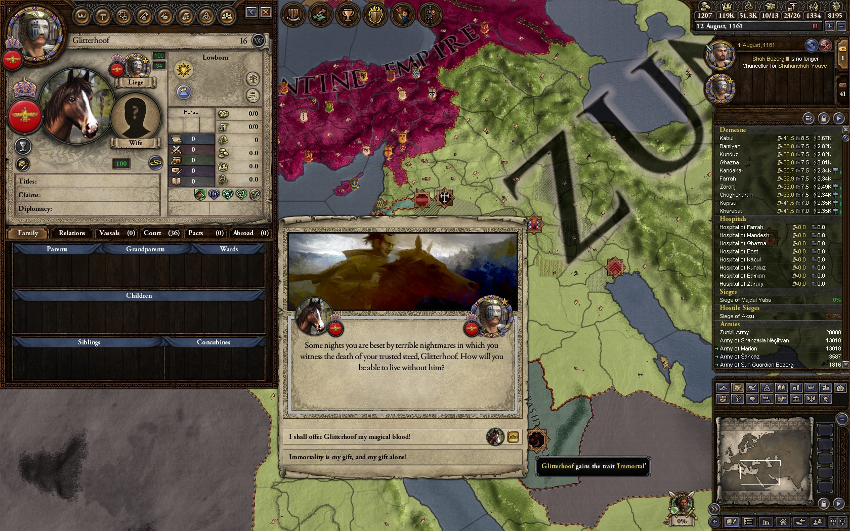 Coalition bug? | Paradox Interactive Forums
