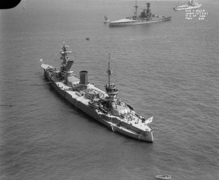 727px-Soviet_battleship_Marat_at_Spithead_Fleet_Review_1937_IWM_MH_7.jpg