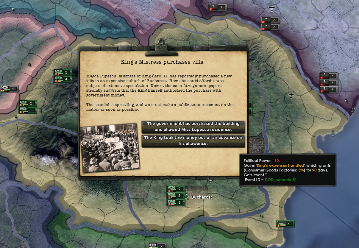 HOI4 Dev Diary - Reflections and Romania | Page 17 | Paradox