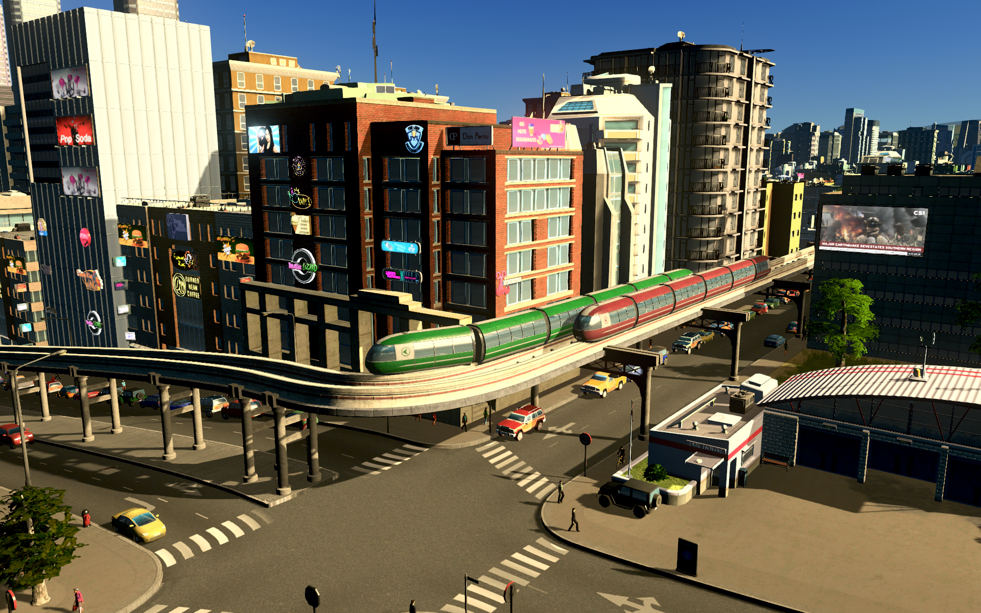 Check what you get for free with the new cities skylines for 3d setup builder