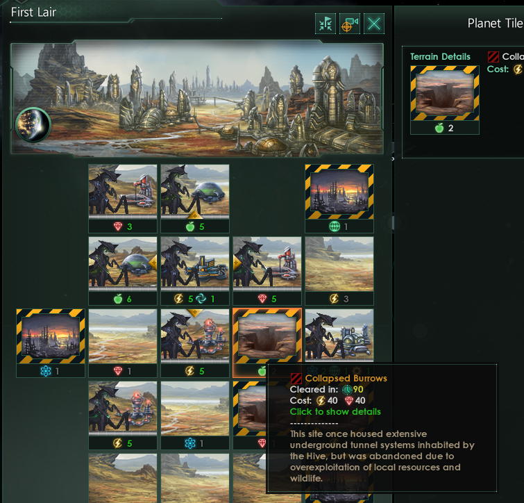 Stellaris Dev Diary 76 Hive Mind Improvements Tradition Swapping