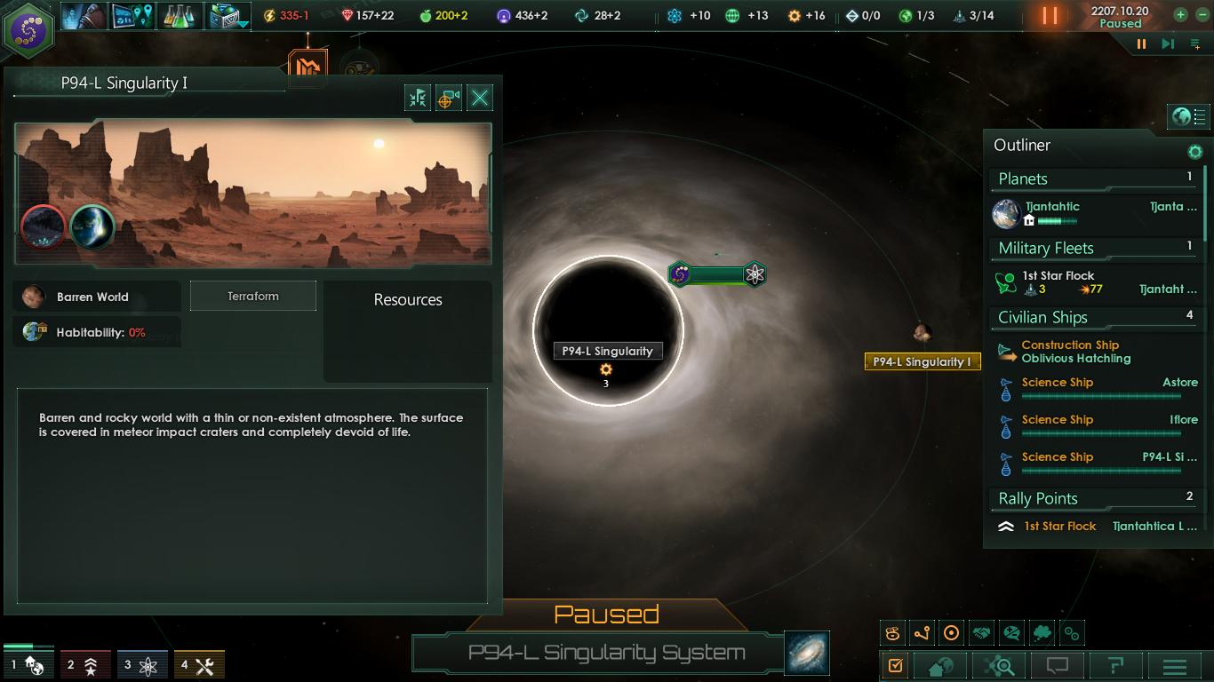 The Obligatory Stellaris Strange Screenshot Thread | Page