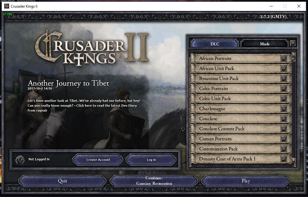 Why will my DLC not activate? | Paradox Interactive Forums