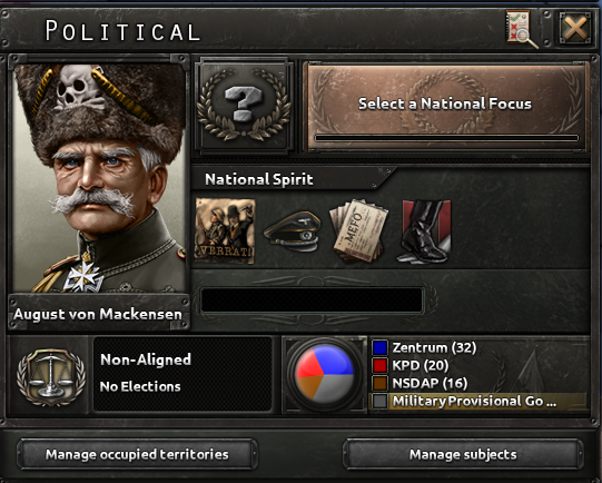 HOI4 Dev Diary - A New Germany | Paradox Interactive Forums
