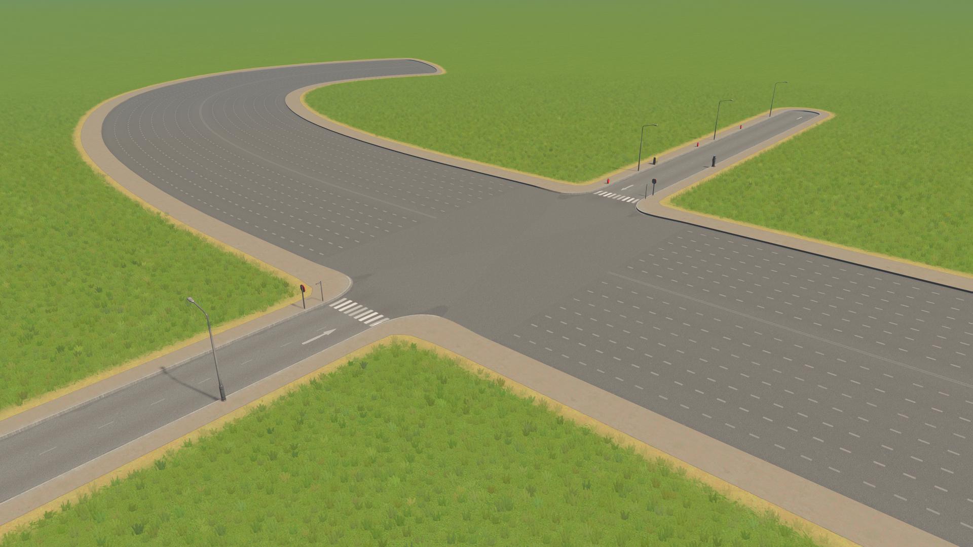 Cities: Skylines - Green Cities - Dev Diary #8: Road Modding
