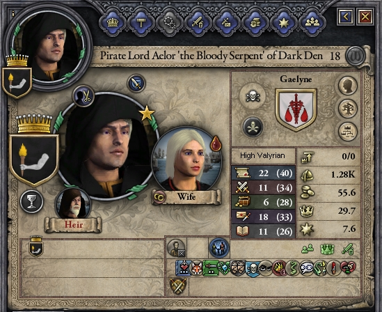 The Will of Iron - CK2 A Game of Thrones AAR | Page 2 | Paradox