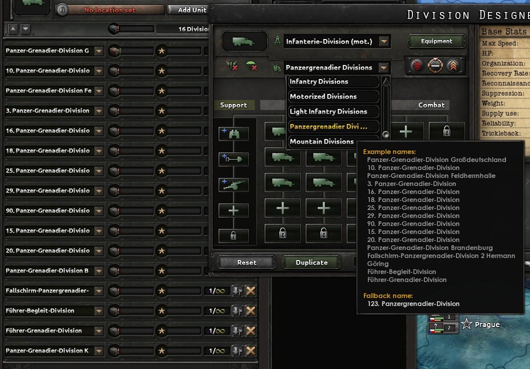 HOI4 Dev Diary - New German Divisional Namelist | Paradox