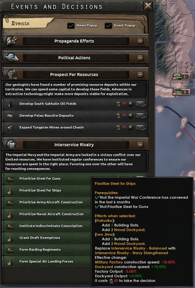 HoI 4 Dev Diary - Japan Rework | Paradox Interactive Forums