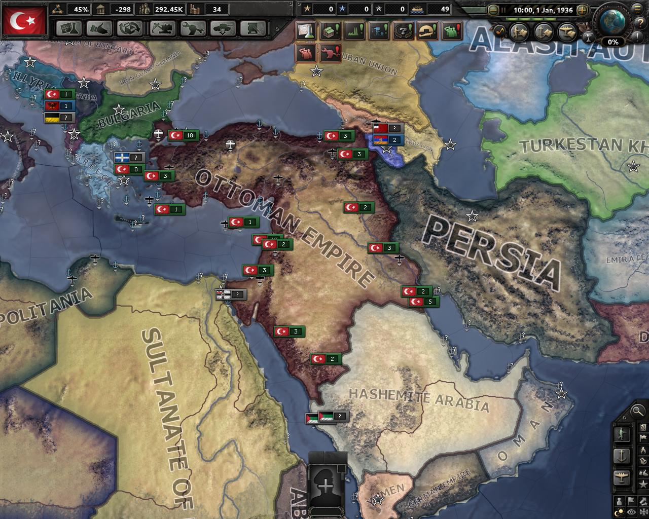 The Ottoman Empire Strikes Back on Kaiserreich | Paradox
