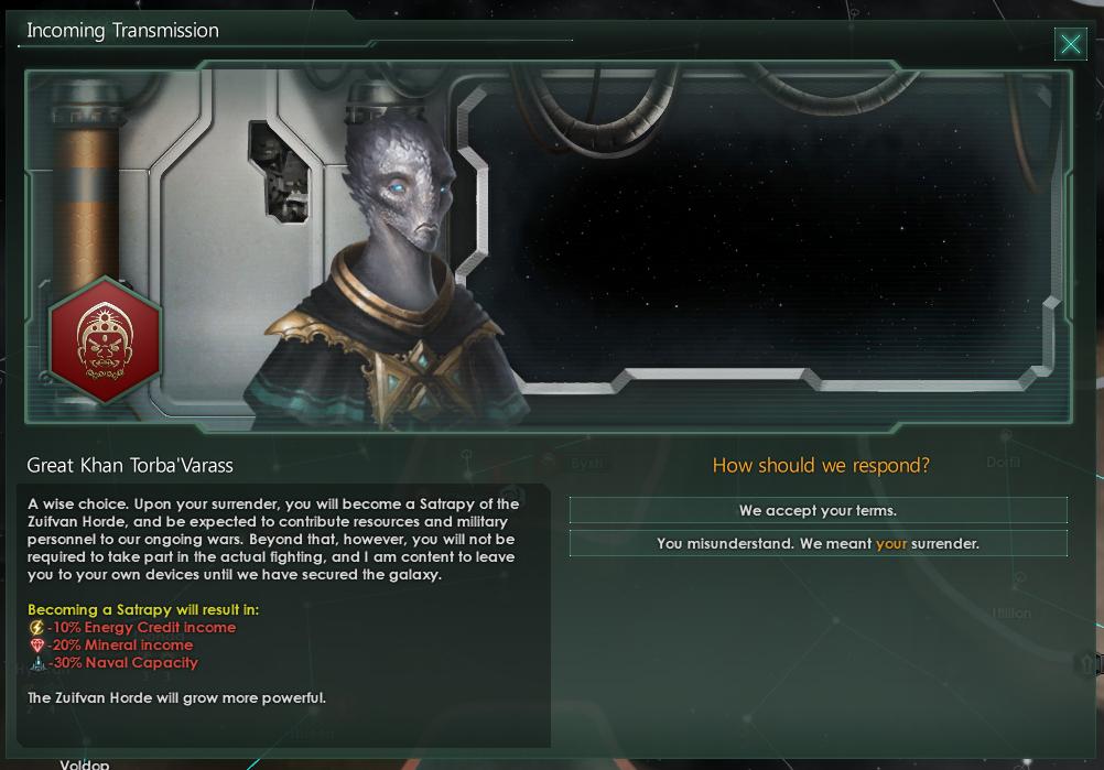 Stellaris Dev Diary #101 - Marauders, Pirates and the Horde