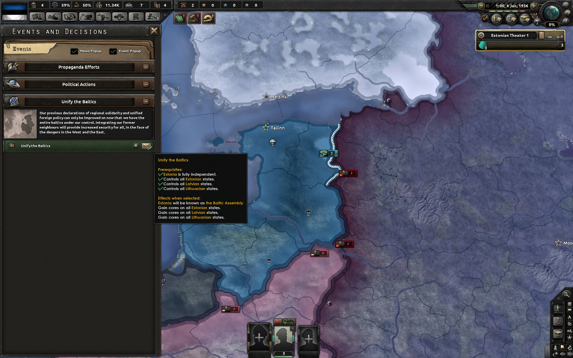 HoI 4 Dev Diary - Formable Nations and Achievements | Paradox