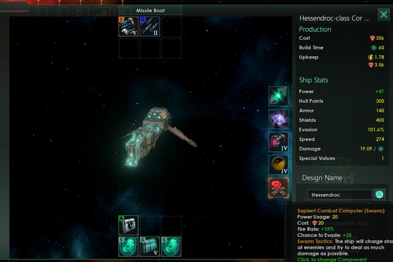 Stellaris Ship Design Guide 23