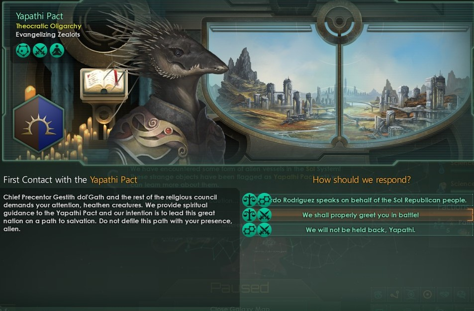 The History of the Sol Republic   Page 2   Paradox