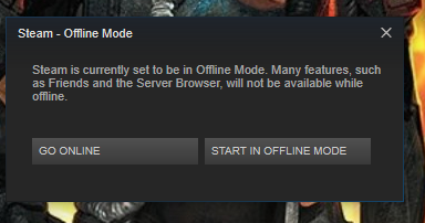 Offline Mode | Paradox Interactive Forums