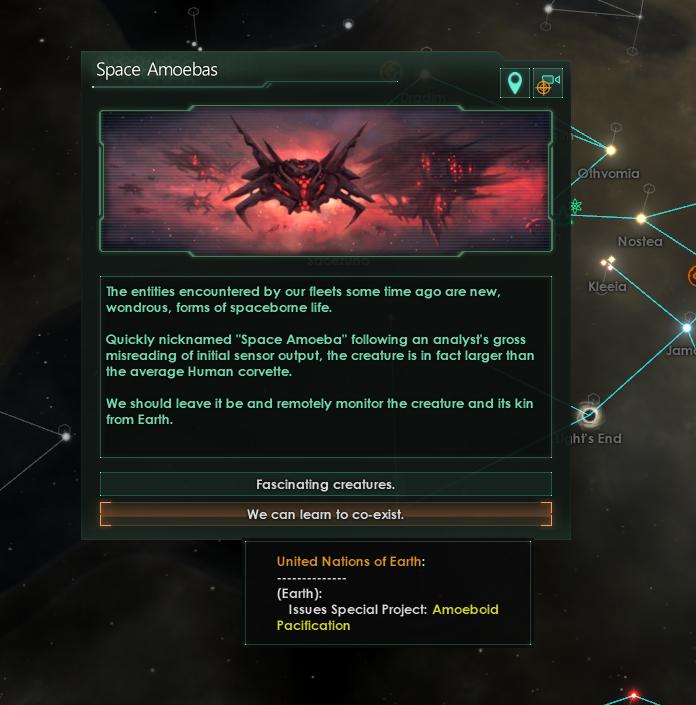 Stellaris Dev Diary 114 Space Creatures Strategic Resources And