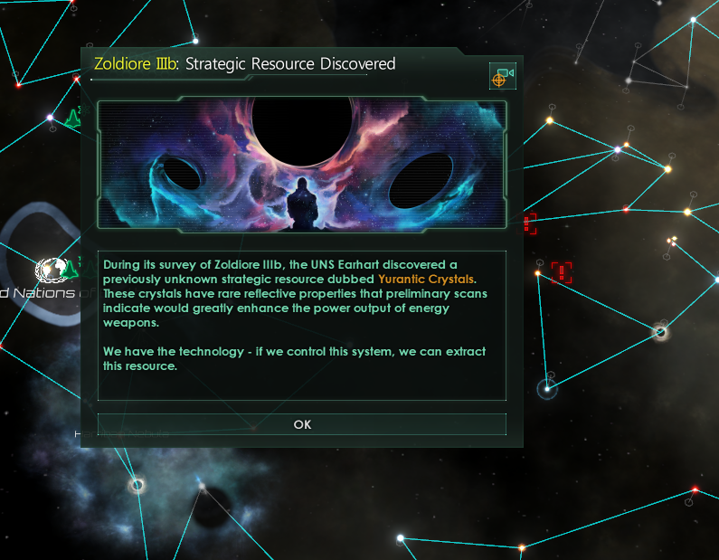 Stellaris Dev Diary 114 Space Creatures Strategic Resources And