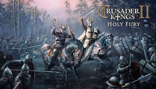 Baptism or War! Force the Choice in Crusader Kings II: Holy