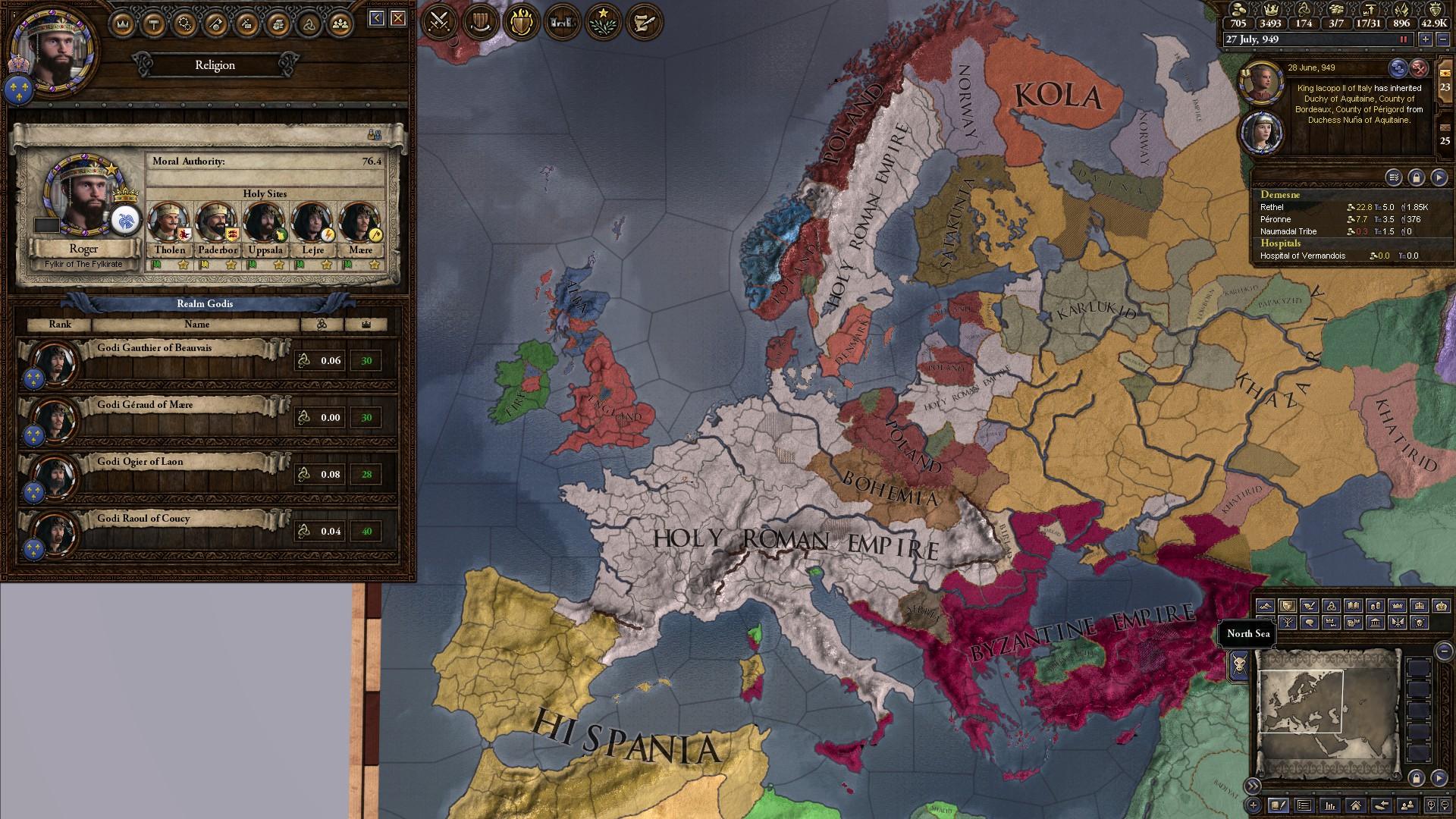 Reformed Germanic Pagan HRE   Paradox Interactive Forums