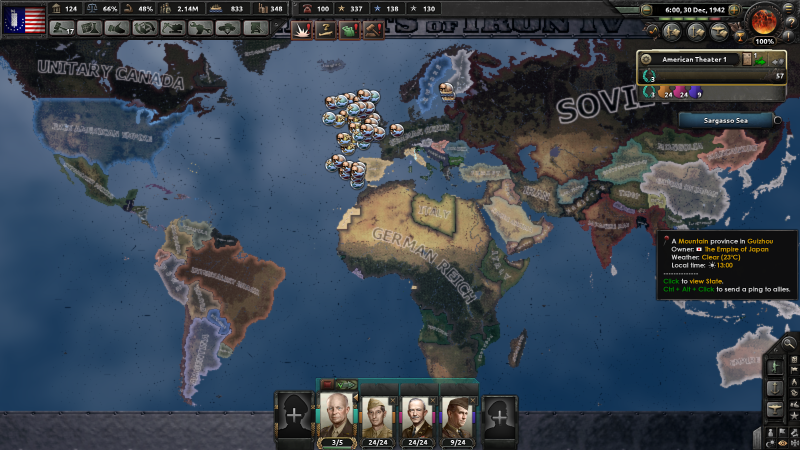 Hearts of Iron 4 Peace Conference Broken | Paradox