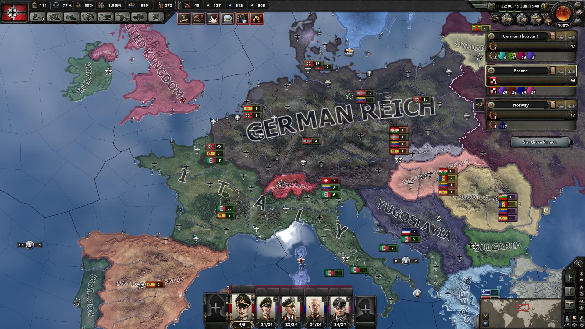No Vichy France | Paradox Interactive Forums