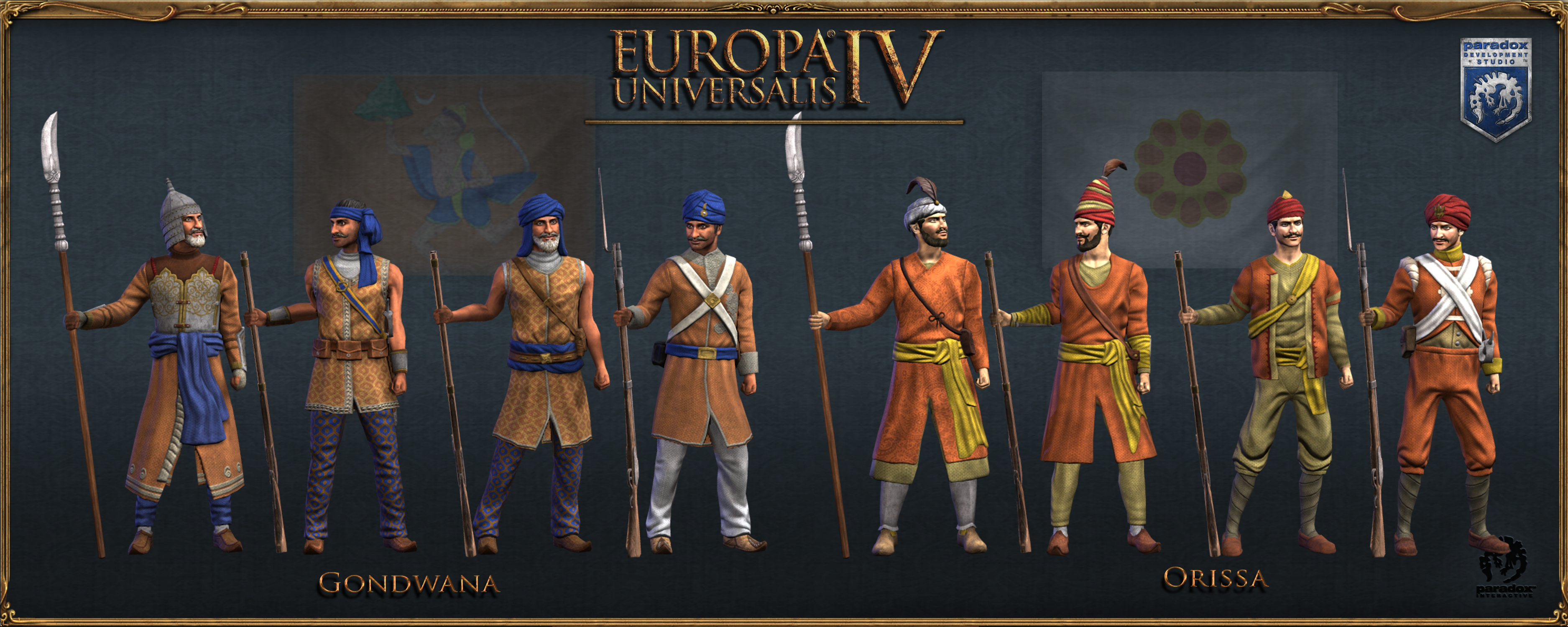 EU4 - Development Diary - 21st of August 2018 | Paradox Interactive