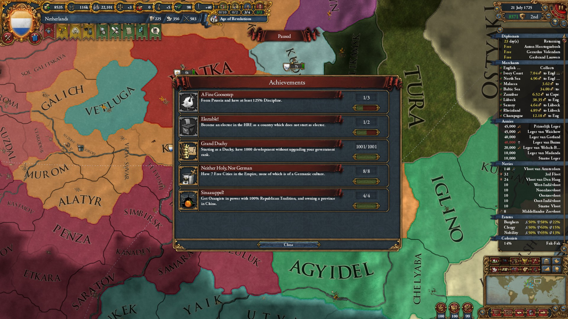 Switching to Prussia Tag Question   Paradox Interactive Forums