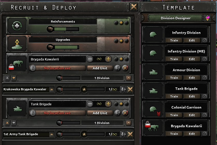HOI4 Dev Diary - Exiled Governments | Paradox Interactive Forums