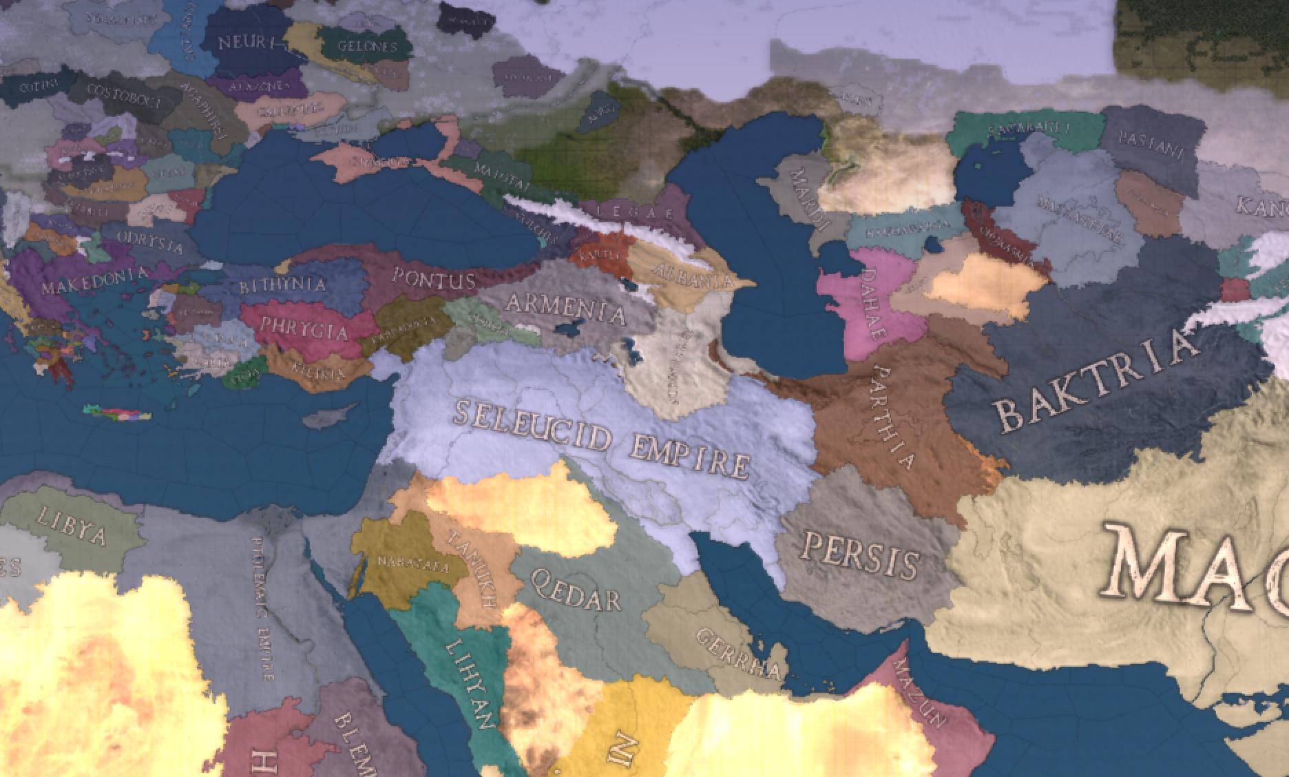 Senātus Populusque Rōmānus: An EU4 Imperium Universalis AAR