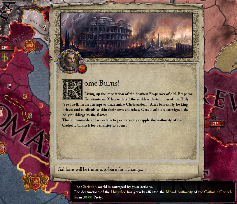 CK2 Dev Diary #102 - About that one dead religion