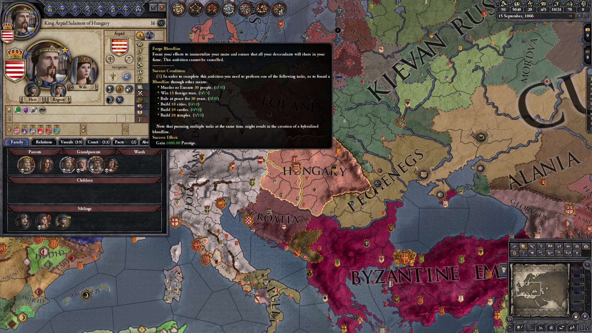 CK2 Dev Diary #104 - Forging a Bloodline | Paradox Interactive Forums