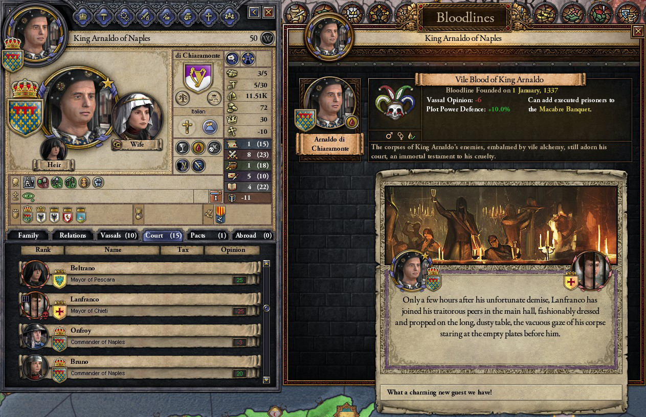 CK2 Dev Diary #104 - Forging a Bloodline | Page 15 | Paradox