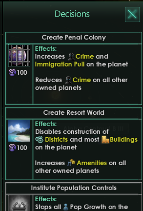 Stellaris Dev Diary #130 - New and Changed Technologies in