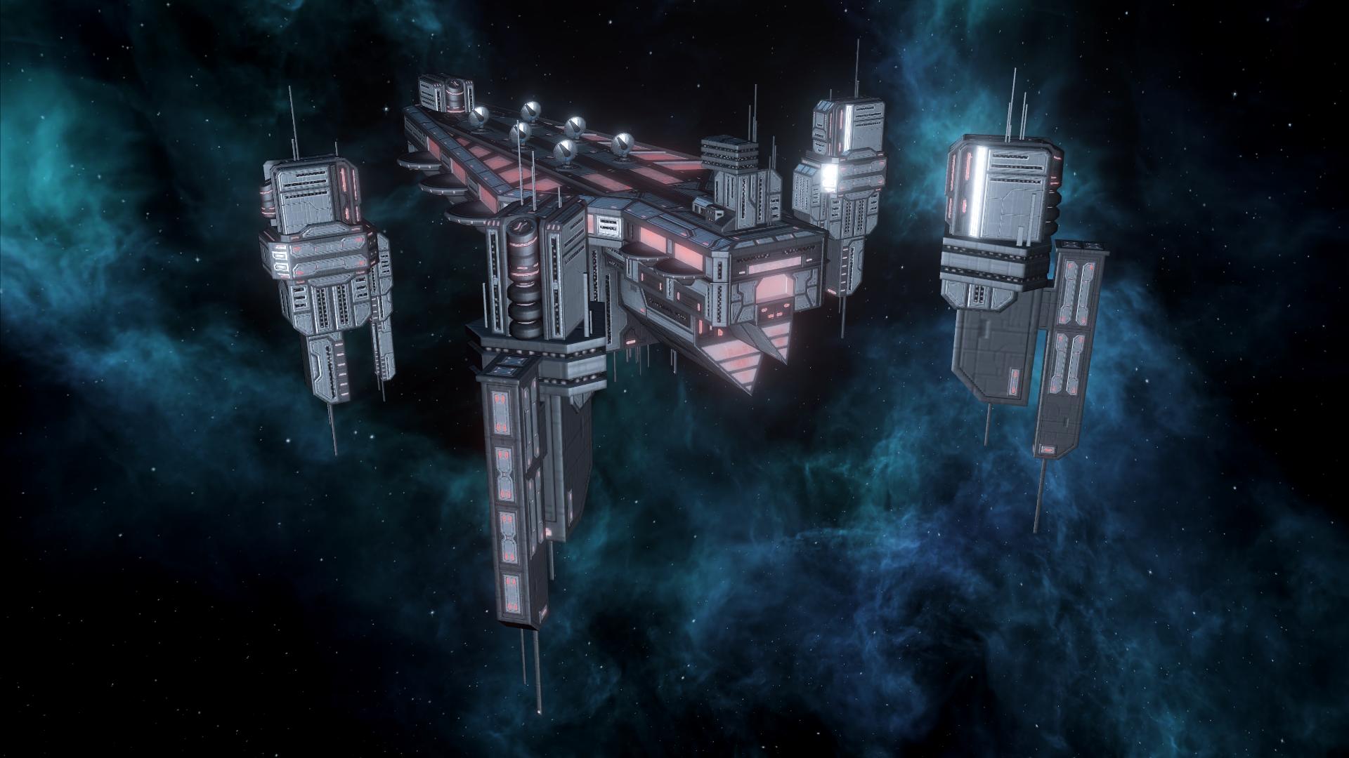 Stellaris Dev Diary #132 - Ecumenopolis and Megastructures