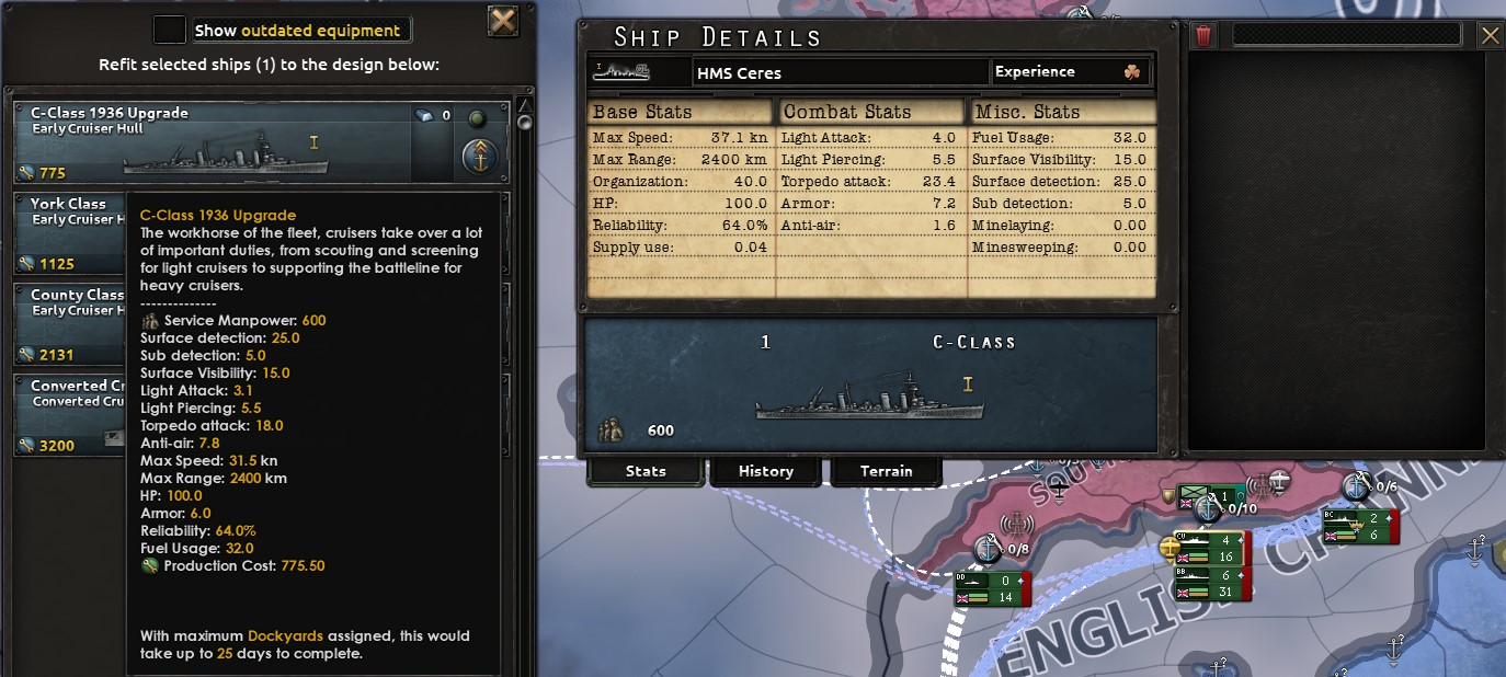 Hoi4 Dev Diary - Naval Treaties and Ship Refits | Paradox