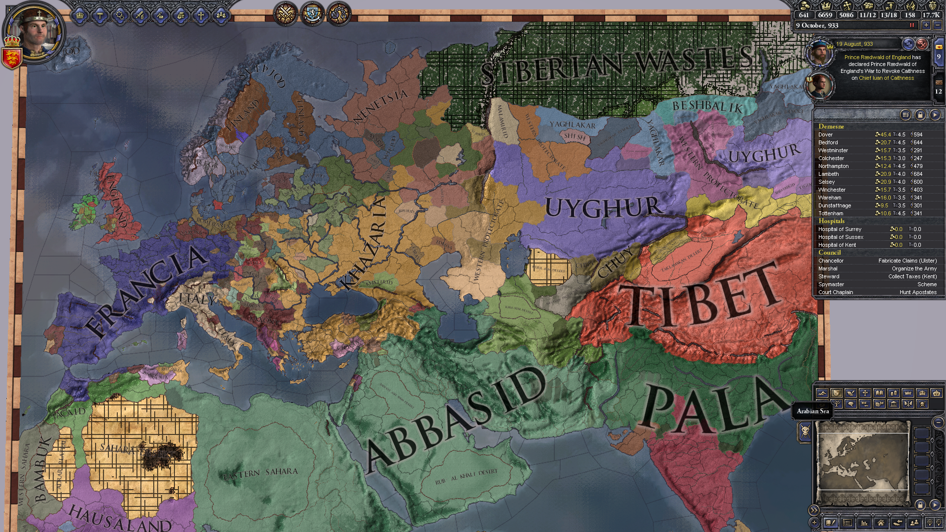 Byzantine Empire Got Wiped Out | Paradox Interactive Forums