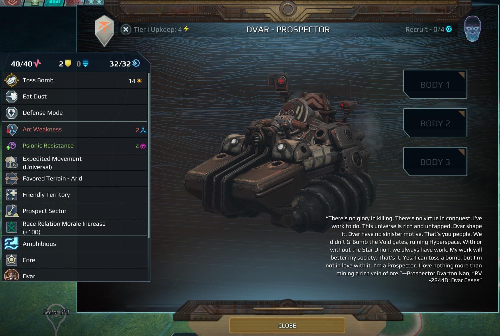 Age of Wonders: Planetfall – Dev Diary #21: The Dvar Faction